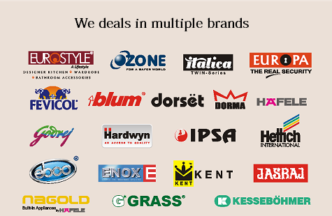 multiple brand image
