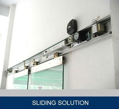 sliding solution